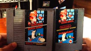 Fake NES Cartridge