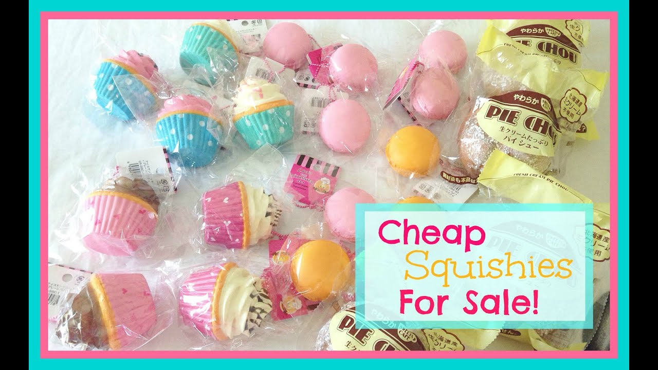 Squishies for sale - Cheap Squishies For Sale