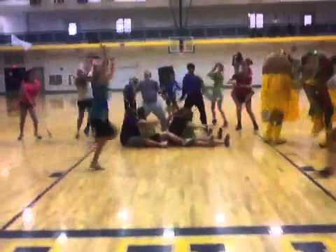 Best Harlem Shake!! LMS Style (Lakin middle school)