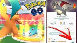 ¡CONFIRMADO CHARIZARD con ANILLO ÍGNEO en Pokémon GO! Novedades próximo COMMUNITY DAY [Keibron]