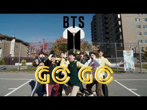 [EAST2WEST] BTS (방탄소년단) - Go Go (고민보다 Go) Dance Cover #gogochallenge