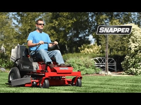 2018 Snapper Brand Showcase | Lawn Mowers & Lithium-Ion Battery Tools