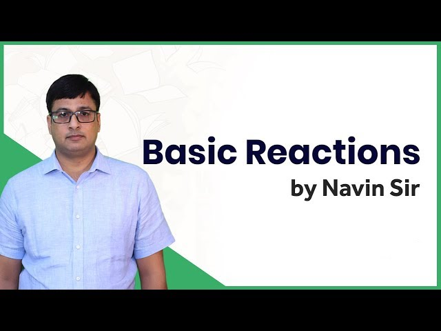 Aldehyde and Ketone: Basic Reactions | Organic Chemistry | JEE Main Jan 2019