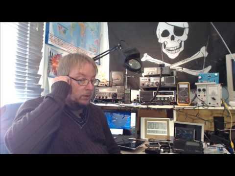 Wideband radio live YouTube show November 4th 2016