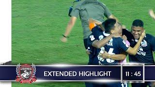 SuphanFC TV | Extended Highlight | สุพรรณบุรี เอฟซี vs สุโขทัย เอฟซี