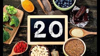 Правильное питание: 20 полезных привычек | Пост детокс