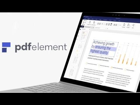 Najlepsze narzędzie do obsługi PDF'ów? – PDFelement 6