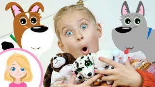 #РАСПАКОВКА коллекционная Игрушка #SweetPups - Маленькая Вера - Игрушки щенки для детей малышей