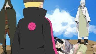 Boruto Vs Kashin Koji - Hinata's Death: Boruto Episode Fan Animation