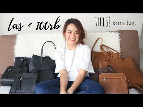 Tas Dibawah 100.000 | What is my bag? This is my bag  by Alifah Ratu Saelynda