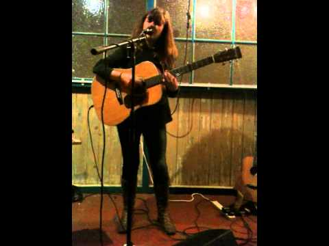 Polly Paulusma, She Moves In Secret Ways, Ort Cafe, Birmingham 161113