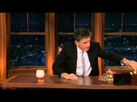 Late Late Show with Craig Ferguson 1/13/2010 Richard Lewis, Amber Valletta