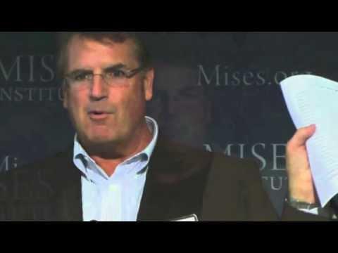 Thomas DiLorenzo - Labor Unions and Anti-Trust Laws