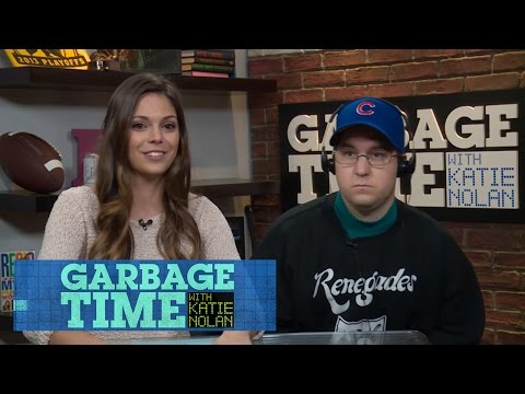 Steve Bartman Comes Out Of Hiding On Garbage Time with Katie Nolan