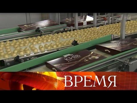 Петр Порошенко закрывает свою кондитерскую фабрику вРоссии.