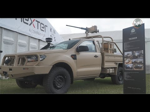 ShieldAfrica 2019 International Defense and Security Exhibition in Abidjan Côte d'Ivoire Day 2