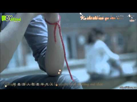 Vietsub+Kara One in a Thousand   Della Ding OST Miss Rose