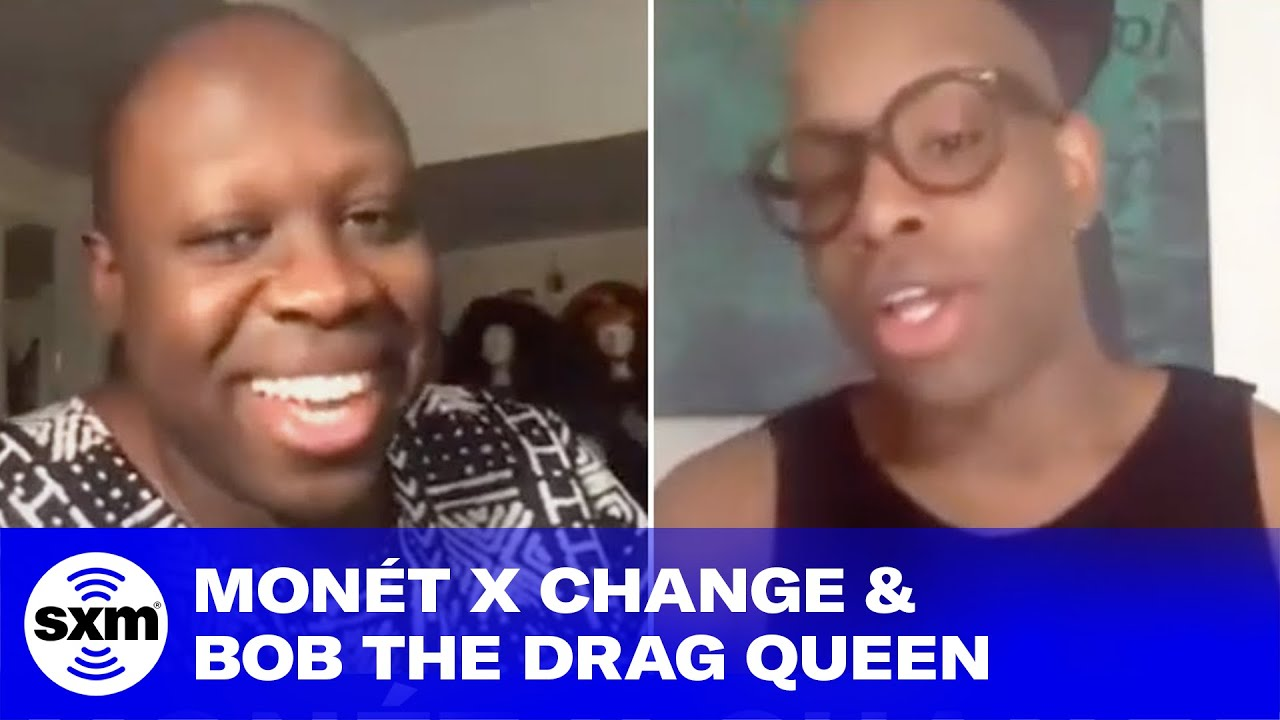 Monét X Change Crashes Bob the Drag Queen's Interview