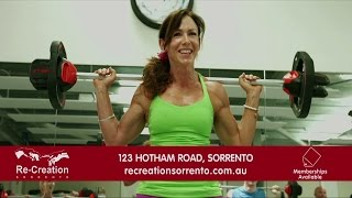 Re-Creation Health Club Commercial
