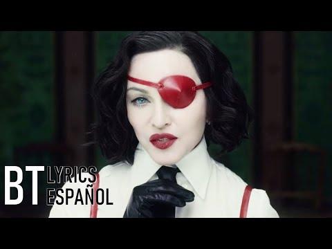 Madonna, Maluma - Medellín (Lyrics + Español) Video Official