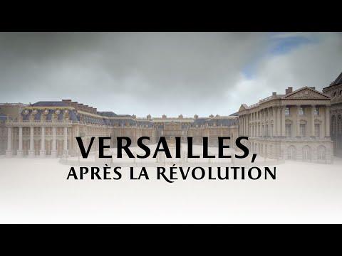 Versailles après la Révolution française