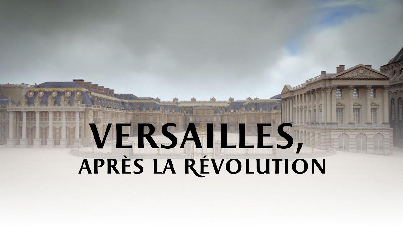 Versailles apr s la r volution fran aise youtube for Architecte des batiments de france versailles
