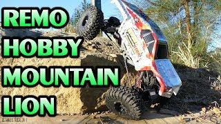 Remo Hobby Mountain Lion Extreme ROCK CRAWLER
