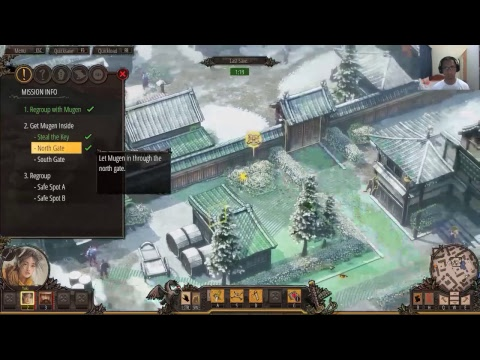 Shadow Tactics: Blades of the Shogun |