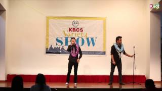 kbcs rau gaw gap ga duet may 1 2017