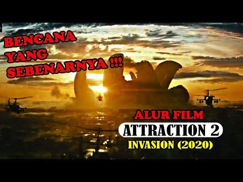HEKON KEMBALI, TAPI.... !!! Recap Film - ATTRACTION 2 ( INVASION 2020 )