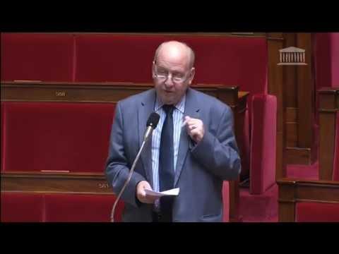 Le FDG, par Marc DOLEZ,  vote la loi de LUTTE CONTRE LE TERRORISME