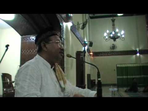 Pengajian Selasa Malam, Masjid Raya Aceh Sepakat