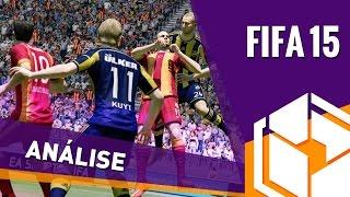 FIFA 15 [Análise] - BJ