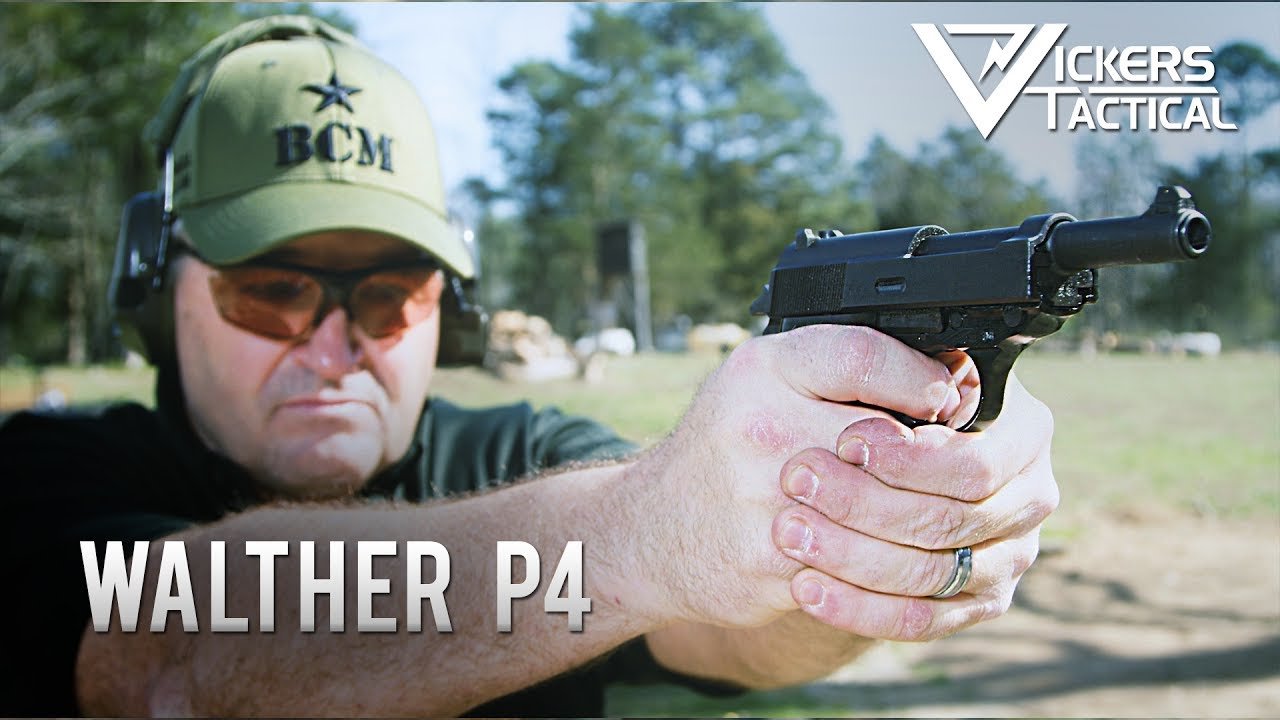 Download Walther P4