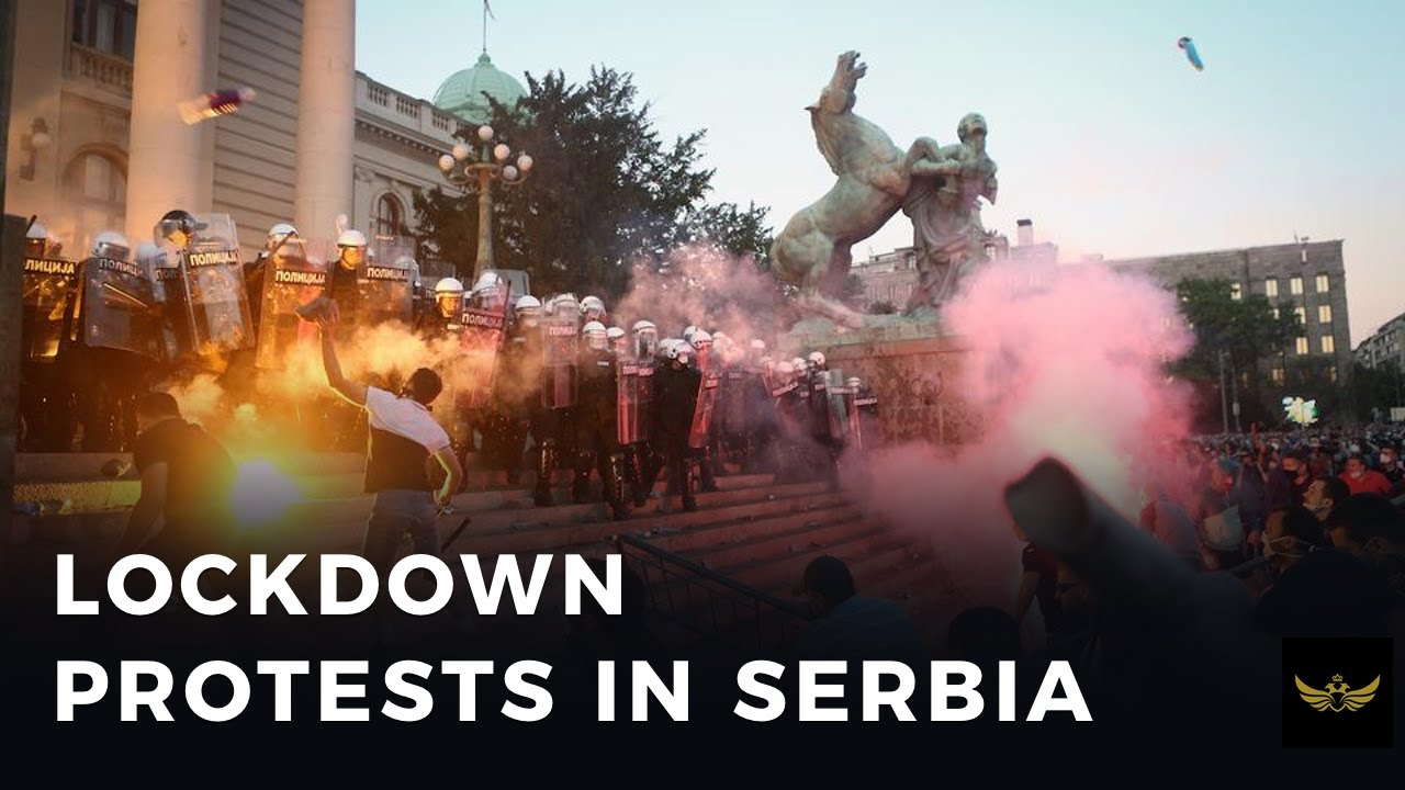 Protests in Serbia send clear warning to President Vucic