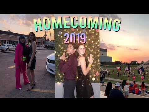 Собирайся со мной на HOMECOMING 2019 ♡ Dashudzu