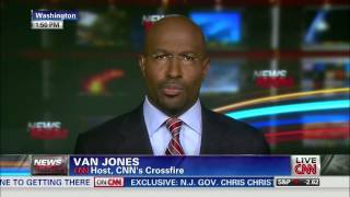 Extended Cut: Van Jones and Robert Stone debate the future of nuclear power