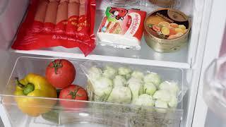 Trên tay tủ lạnh Beko 90 lít