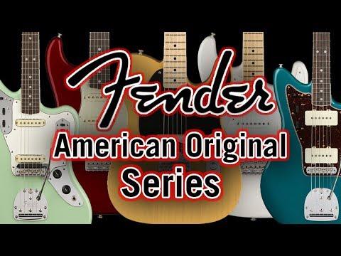 Fender American Original Series Review & Demo
