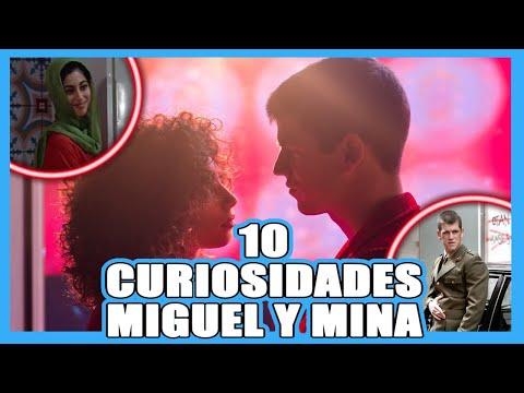 10 CURIOSIDADES RÁPIDAS DE MIGUEL BERNARDEAU Y MINA EL HAMMANI