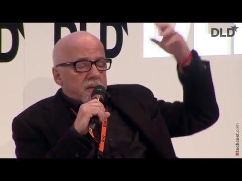 On Mindfulness - A Conversation (Paulo Coelho & Arianna Huffington) | DLD14