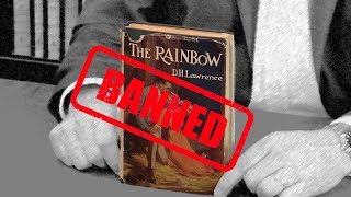 The Rainbow by D.H. Lawrence (Hindi)