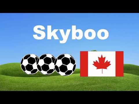 SKYBOO TORONTO CANADA GAME TIME