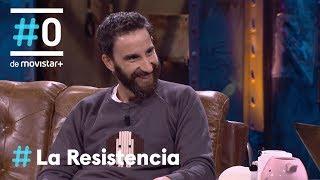 LA RESISTENCIA - Dani Rovira, el nómada   #LaResistencia 26.03.2019