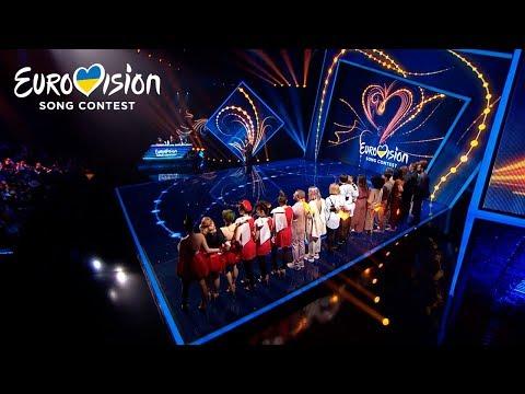 Результаты голосования – Финал Национального отбора на Евровидение-2019