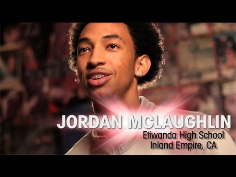 Thru The Lens: (DAY IN THE LIFE): Episode 02 - #1 Ranked Point Guard on the West, Jordan McLaughlin