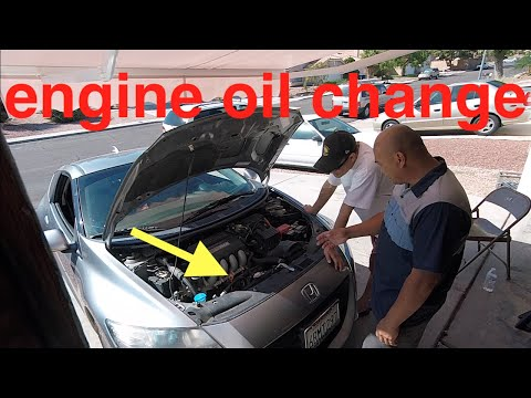 my BOSS needs an oil change Honda CR-Z√ Fix it Angel