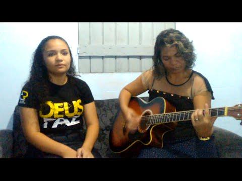 Carla Vanessa & Hellen Silva Cantando Razão de Viver - Melissa