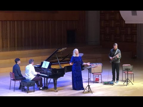 A Simple Song from Mass | Anne Sofie von Otter (LIVE)