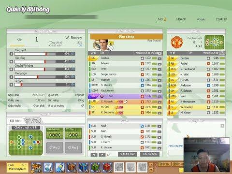Fifa Online 2 | Trở Về Quá Khứ - Bung Các Kiểu - Chỉ Có Thể Là Fifa Online 2